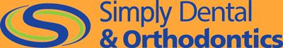 simply dental & orthodontics logo