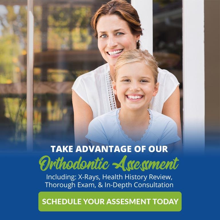 orthodontic assessment